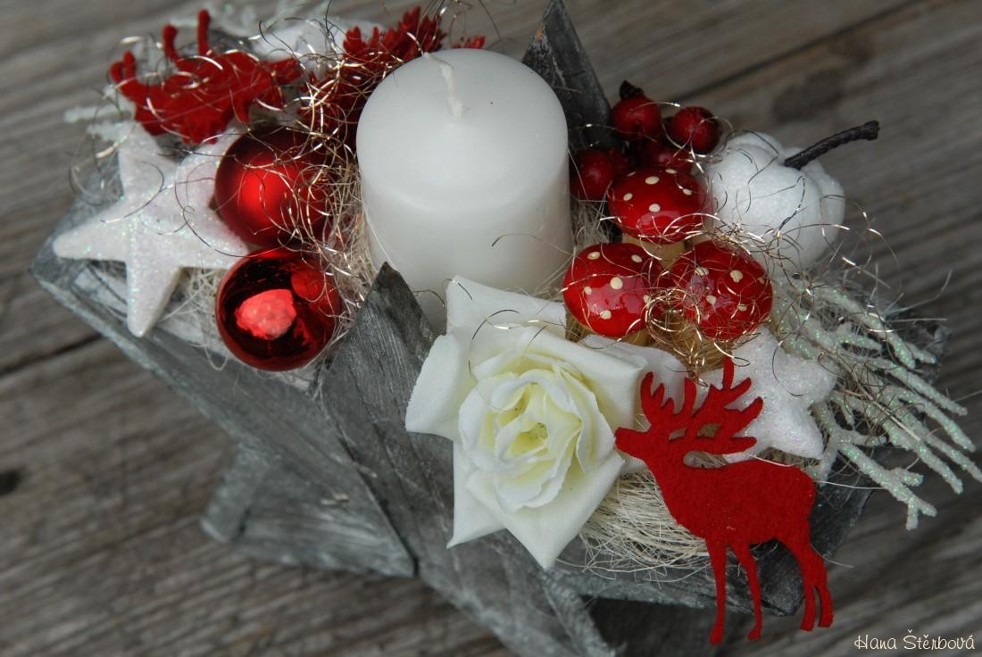 Vánoční LED ozdoby