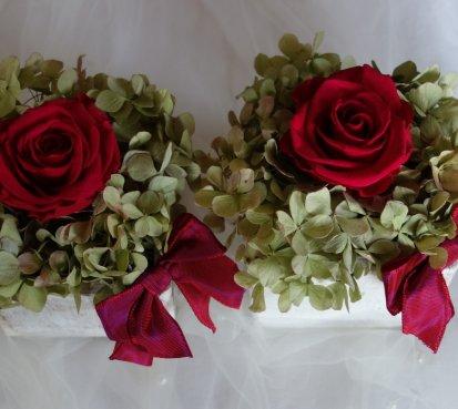 Růže která vydrží 2 roky